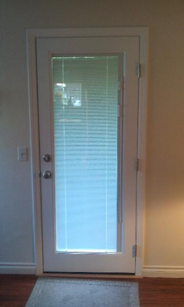 Seattle wood fiberglass doors washington energy services for Energy efficient entry doors