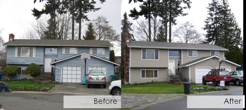Seattle Siding Installation Washington Energy Services
