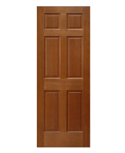 6-Panel Craftsman