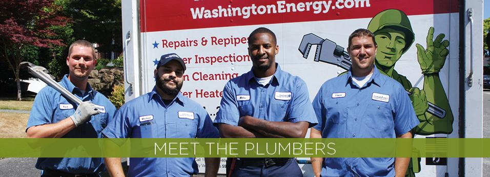 Expert Seattle Plumbers Meet The Crew Washington