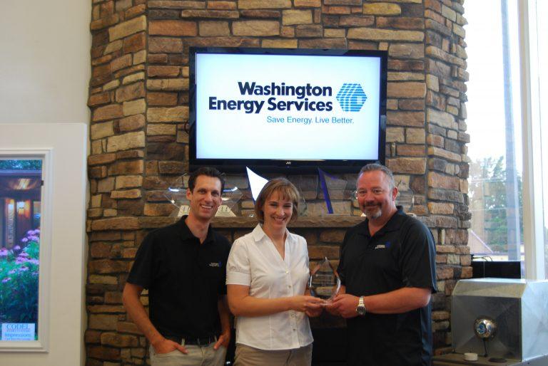 Washington Energy Named 1 In Hvac By Puget Sound Energy