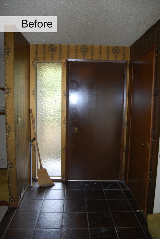Home Upgrades Before After Door Transformations