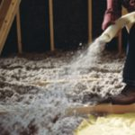 seattle Cellulose Insulation installation