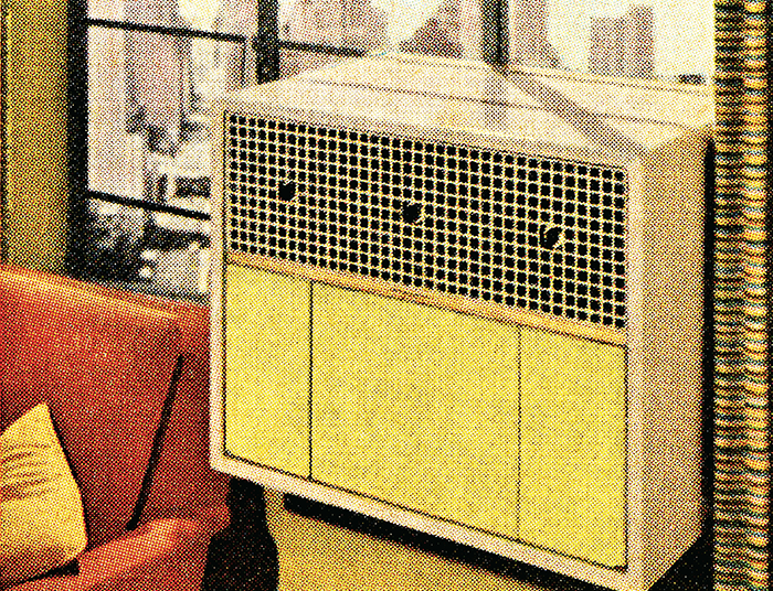 Air conditioning history and timeline washington energy for New and innovative heating and cooling system design