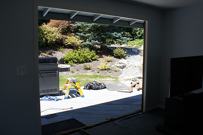 patio door installation seattle washington