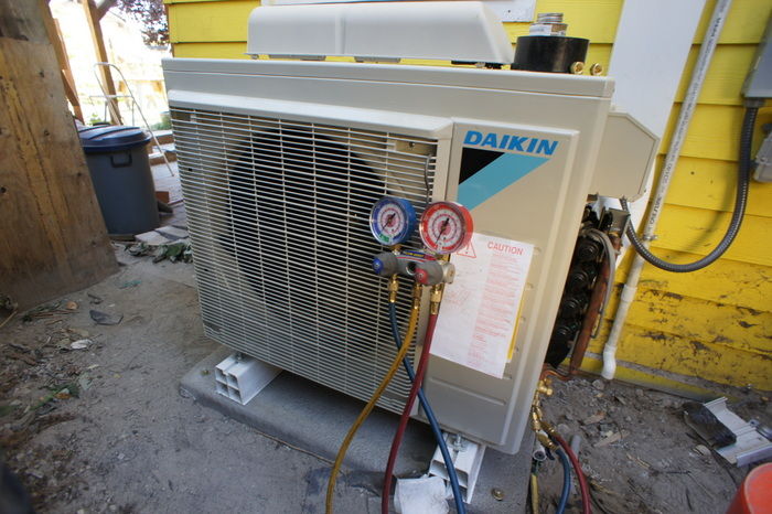Washington Energy Services Ductless heat pumps