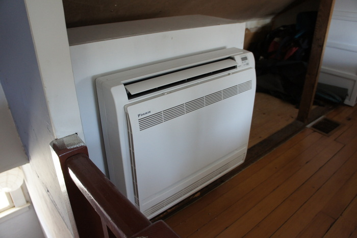 Washington Energy Services seattle wa heat pump Ductless