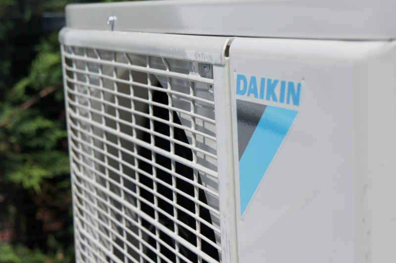 Kirkland, WA daikin lv single zone ductless heat pump installation