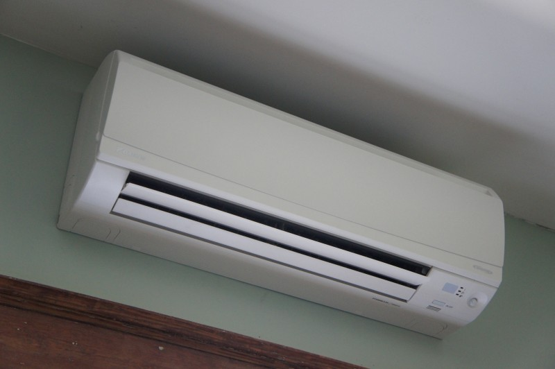 Brilliant Ductless Heat Pump And Inspiration Decorating