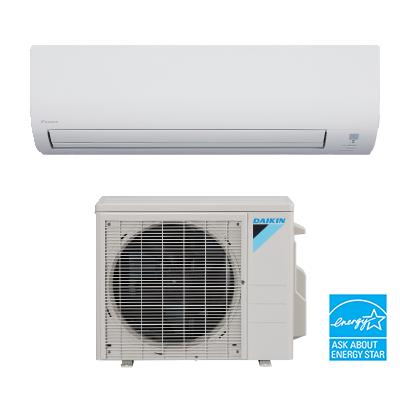 bremerton wa daikin 19 series ductless heat pump installation