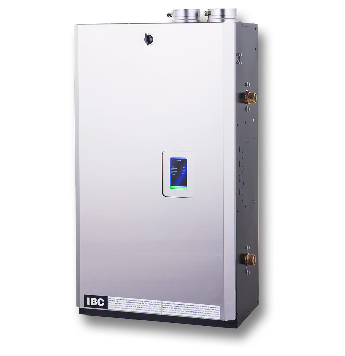 IBC Boiler installation seattle