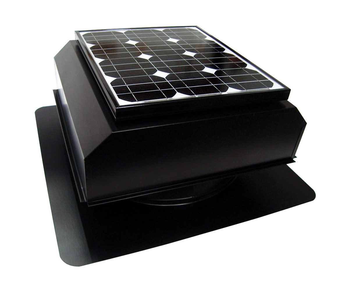 Solar Attic Fans Washington Energy Services