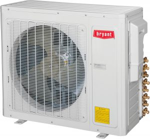 buckley wa bryant multi zone ductless heat pump installation
