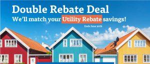 Double Rebate Deal