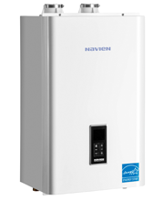 seattle wa navien gas boiler installation