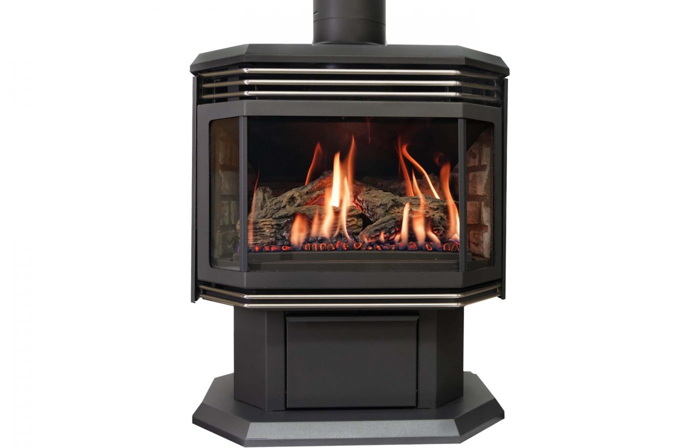 vented standing gas decoration natural stove designs prices heaters built freestanding fire free contemporary fireplace in