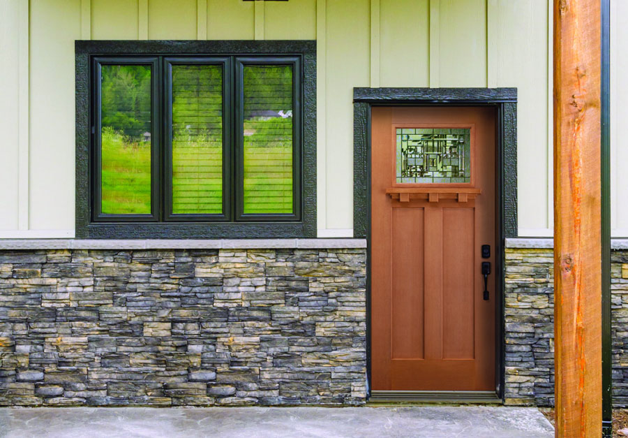 Seattle fiberglass exterior door installation washington for Belleville fiberglass doors
