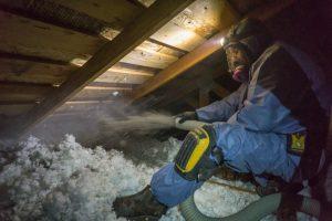 lynnwood wa attic insulation installation company