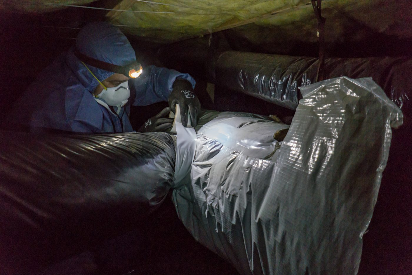 tacoma wa duct insulation installation
