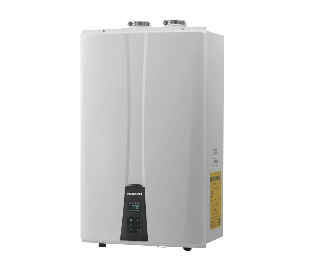 seattle wa Navien tankless water heater