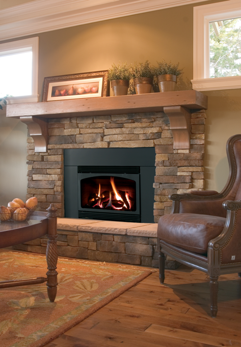 34 & 22 Gas Fireplace Inserts | Washington Energy Services | Lynnwood & Tacoma