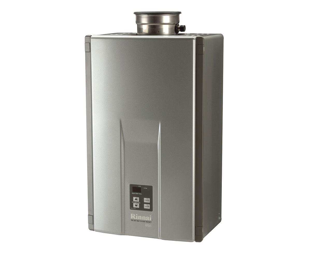 Rinnai Tankless Water Heater Washington Energy Services