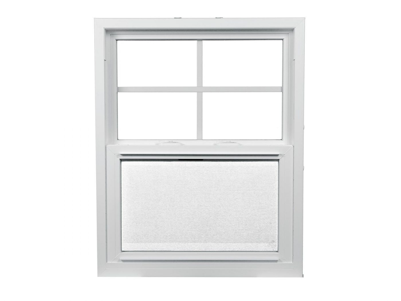 Classic single hung interior view window installation seattle