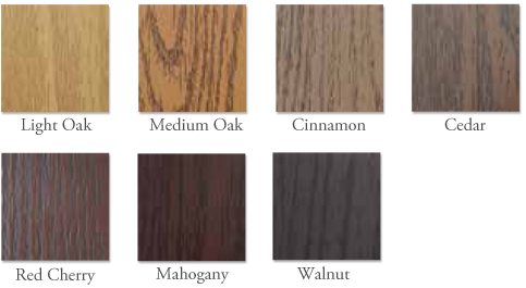 doors-standard-oak-collection  sc 1 st  Washington Energy Services : door stains - pezcame.com