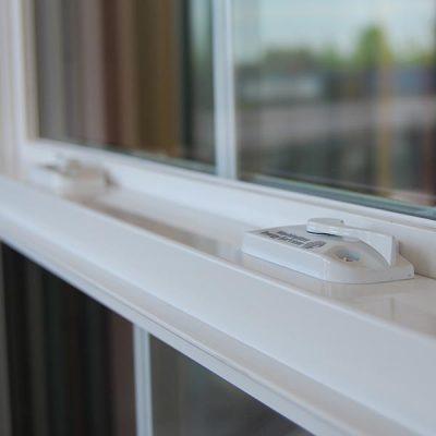 Dual Cam locking window installation seattle