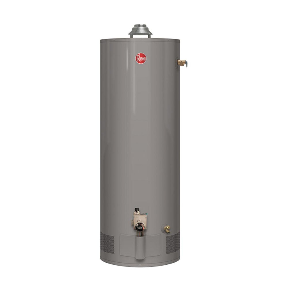 Rheem gas water heater installation renton wa