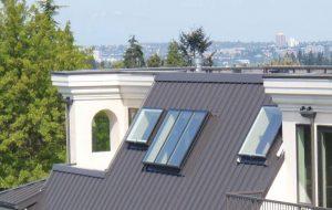 Crystalite skylights