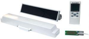 Skylight solar smart sensor