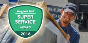 2016 Super Service Award