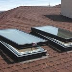 Crystalite skylights