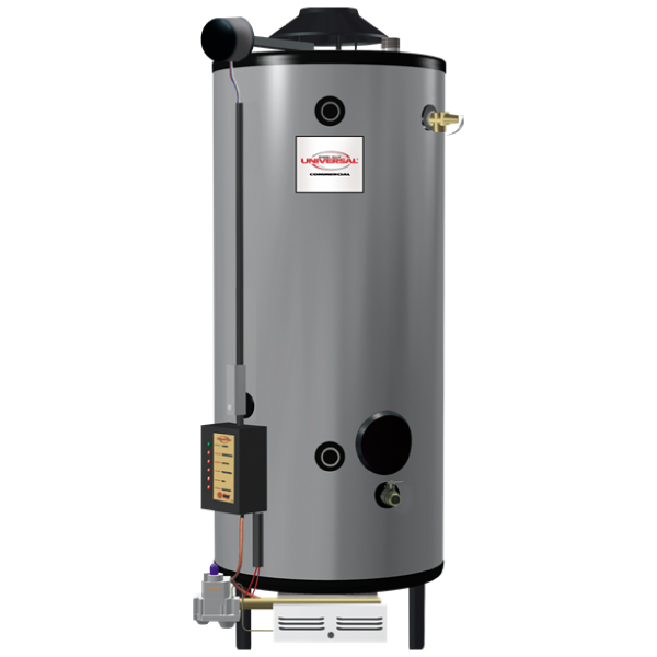 commercial gas water heaters