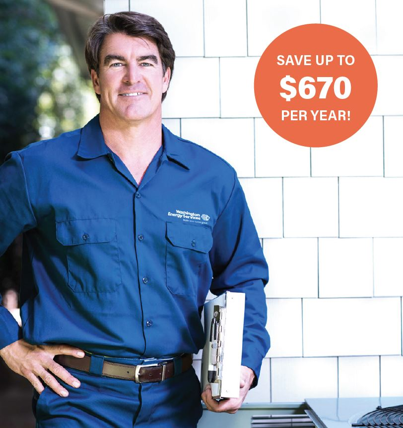 Lynnwood and Seattle Home Heating maintenance and repair